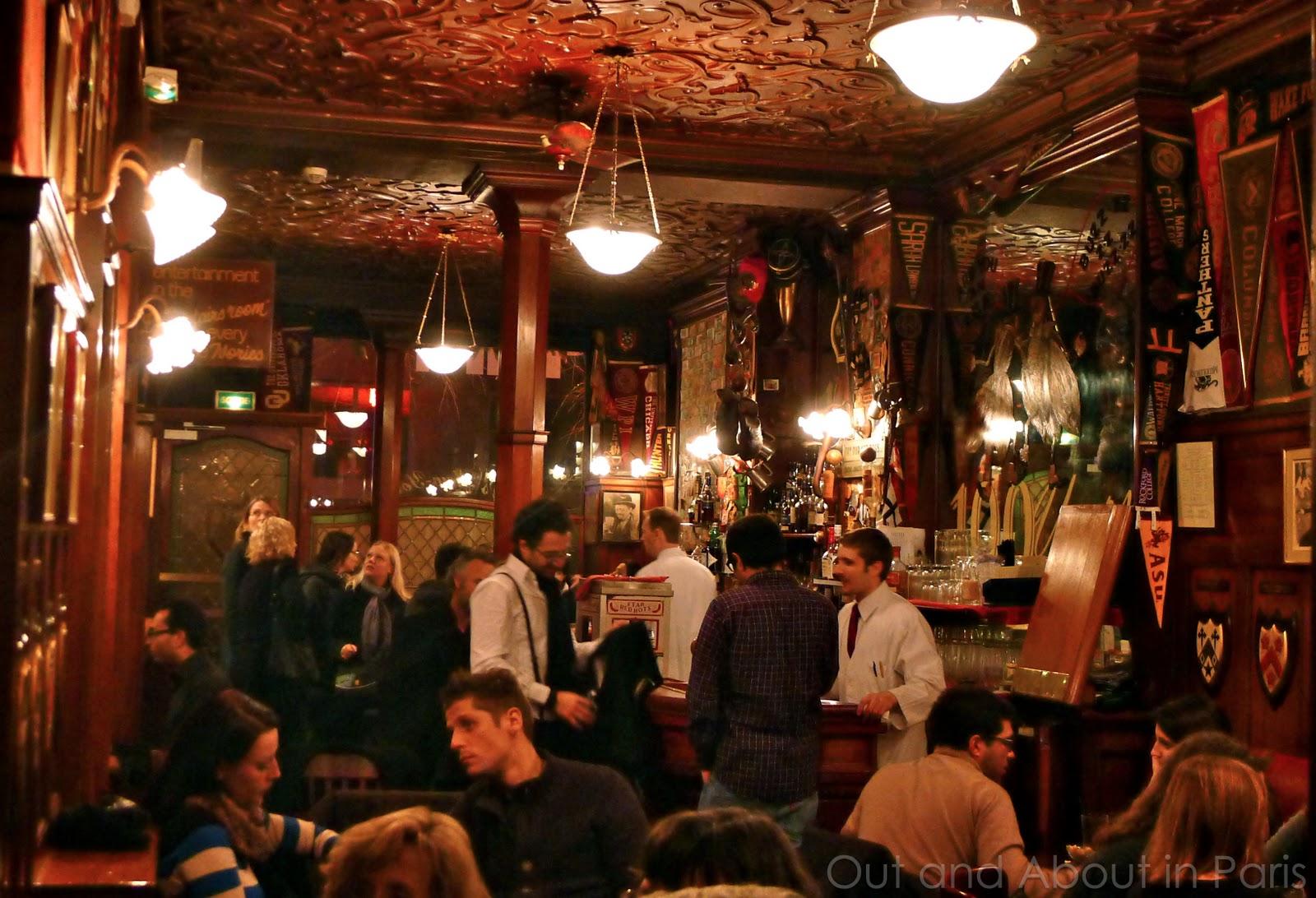 Harry's Paris bar